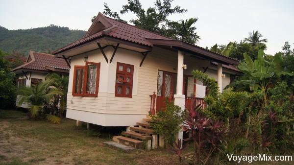 Наш новый домик на Ламае