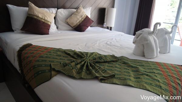 Отель попался очень хороший