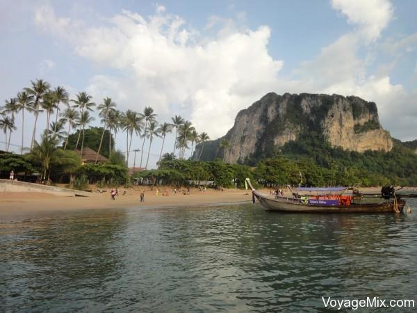 Приехали на пляж Ао-Нанг