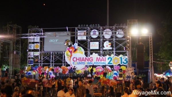 Новый год в Чиангмае