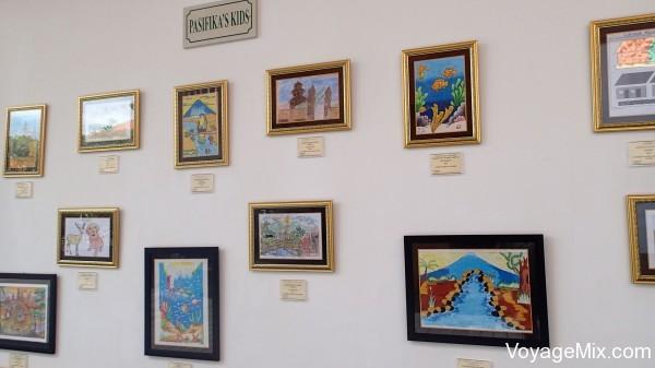 картины балийских и зарубежных художников