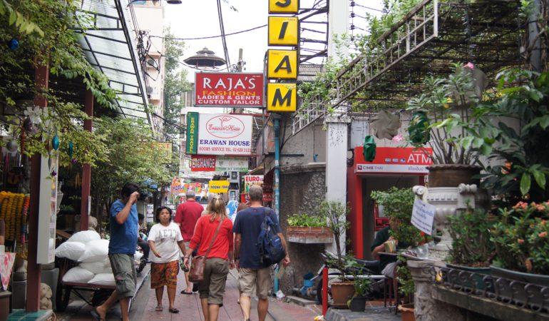 Адаптация в Бангкоке