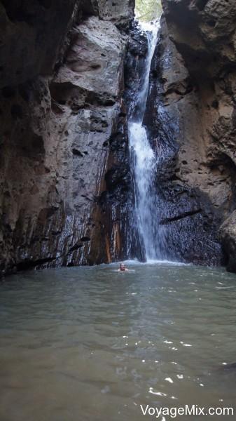 Пайский водопад