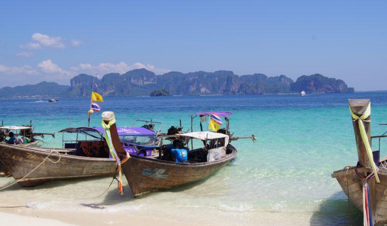 Отзыв о пребывании на Краби, Таиланд, фантастические пейзажи