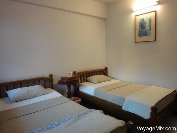 Наш номер в гостинице Чанг Мая