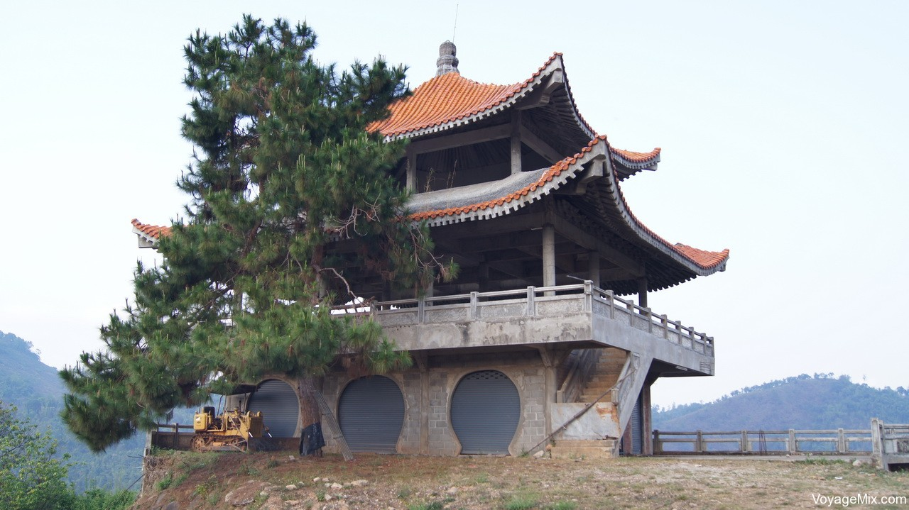 китайская деревня