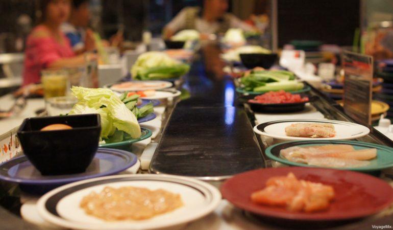 Безлимитный суши буфет Shabushi by Oishi в Чиангмае