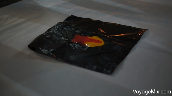 лист с краской