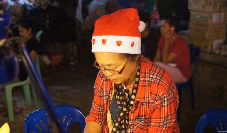 Новый год на севере Таиланда в Чиангмае