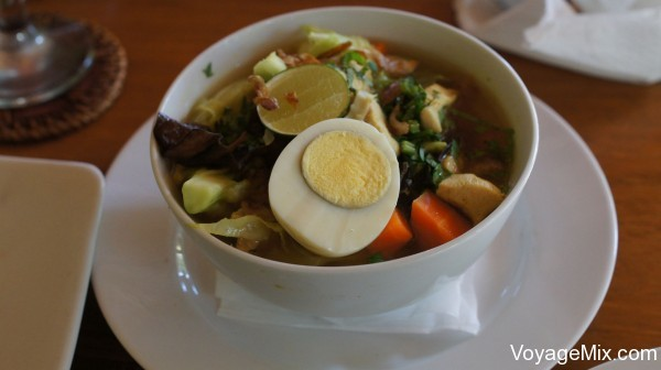 Soto Ayam (Chicken Noodle Soup)