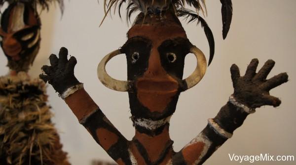удивительные маски и другие элаементы культуры