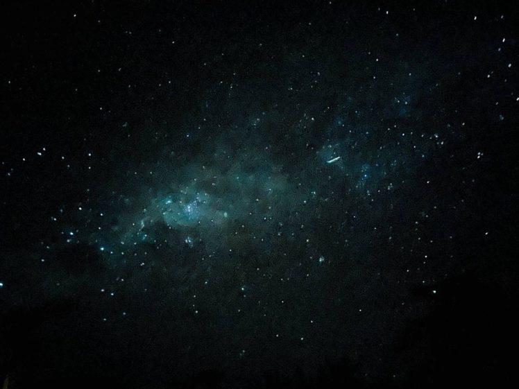 звездное небо на Бали